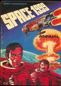 Space 1999 Annual 1976 UK hardback Gerry Anderson