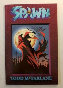 SPAWN VOLUME 1 TPB SOFT COVER GRAPHIC NOVEL TODD McFARLANE FIRST PRINT