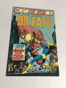 1st Issue Special 9 Dr. Fate Nm- Near Mint- 9.2 DC Comics