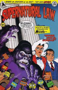 Supernatural Law #39 VF/NM; Exhibit A | save on shipping - details inside