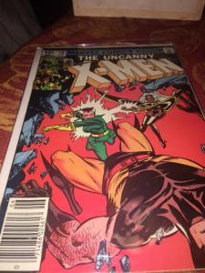 X-Men #158 Rouge!