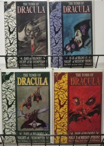 TOMB OF DRACULA (1991 EPIC) 1-4 Wolfman,Colan,more+