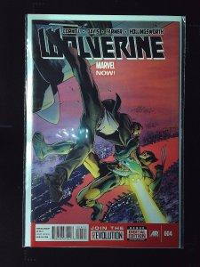 Wolverine #4 (2013)