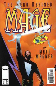 Mage (Image) #1-3D VF/NM; Image | save on shipping - details inside