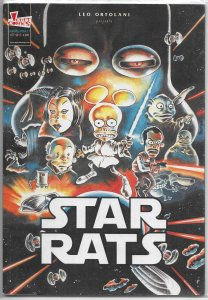 Marvel Mega   #17 FN Star Rats (Italian Star Wars parody)