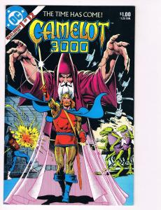 Camelot 3000 # 1 DC Comic Books Merlin Excalibur 12 Issues Maxi-Series!!!!!! S50