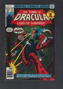 Tomb of Dracula #62 (1978)