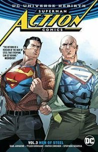Superman: Action Comics TPB #3 VF/NM; DC | save on shipping - details inside