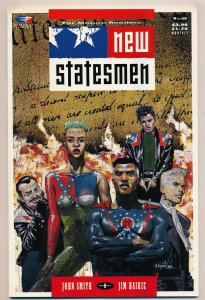 New Statesmen (1989) #1 NM