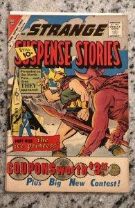 Strange Suspense Stories #53 (1961) Charlton  Comic Book JH6