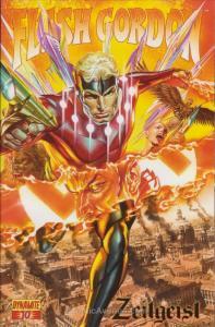 Flash Gordon: Zeitgeist #10 VF/NM; Dynamite | save on shipping - details inside