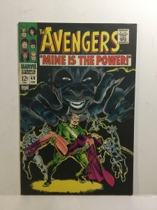 Avengers 49 Vf/Nm Very Fine/Near Mint 9.0 Marvel Comics
