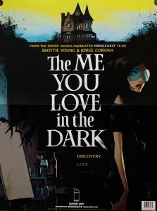 The Me You Love In The Dark Folded Promo Poster (18x24) New! [FP55]