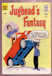 JUGHEAD'S FANTASY #3 1960- ARCHIE BETTY & VERONICA VF-