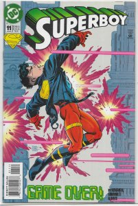 Superboy   vol. 3   #11 VF/NM