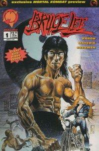 Bruce Lee #1 VF; Malibu   save on shipping - details inside