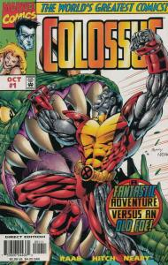 Colossus #1 VF/NM; Marvel | save on shipping - details inside