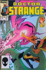 Doctor Strange #72 (1985)