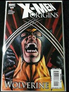 X-men Origins Wolverine One Shot #1 High Grade