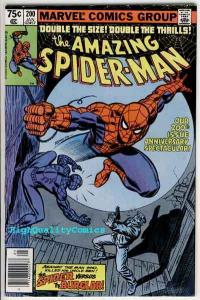 SPIDER-MAN #200, VF+, Origin, Wolfman, Amazing, 1963, more ASM in store