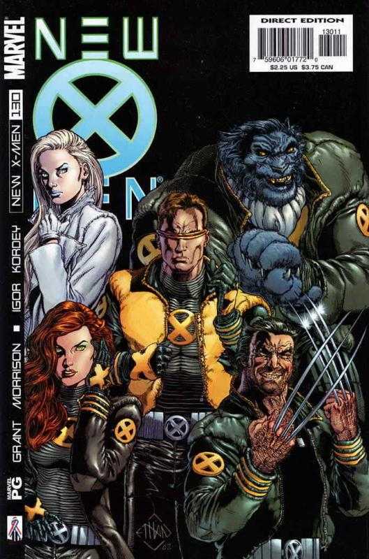 New X-Men, The #130 FN; Marvel | save on shipping - details inside
