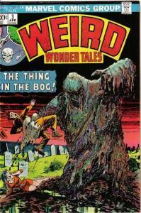 Weird Wonder Tales #3, VF+ (Stock photo)
