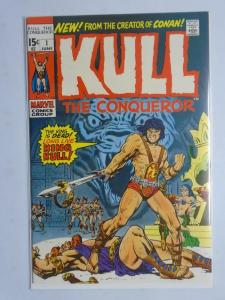 Kull the Conqueror (1st Series) #1, 7.0, (1971)