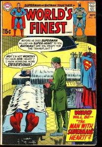 World's Finest Comics #189 (1969)