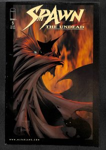 Spawn: The Undead (NL) #3