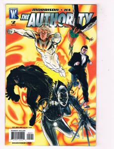 The Authority #2 VF/NM Wildstorm Comics Comic Book Morrison May 2007 DE46