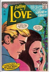 Falling in Love #89 (Feb-67) VG/FN+ Mid-Grade