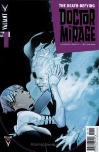 Death-Defying Doctor Mirage, The #1 VF/NM; Valiant | save on shipping - details