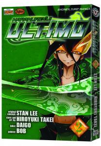 Karakuridoji Ultimo Vol 2 Stan Lee / Hiroyuki Takei (Viz, 2010) New!