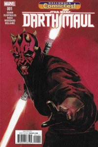Star Wars: Darth Maul Halloweenfest edition #1, VF+ (Stock photo)