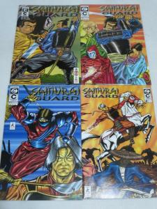SAMURAI GUARD (1999 COLBURN) 1-4  K,Abrigo MARTIAL ARTS