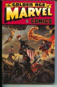 Golden Age Of Marvel Comics-Bill Everett-1997-PB-VG/FN