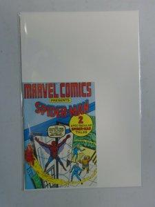 Marvel Comics Presents Amazing Spider-Man #1 8.0 VF (1988 Mini-Comic)