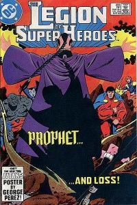 Legion of Super-Heroes (1980 series) #309, VF+ (Stock photo)