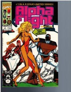 Alpha Flight Special #1 (1991)