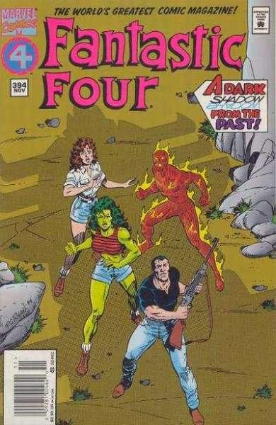 Fantastic Four (1961 series) #394, NM (Stock photo)