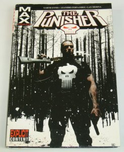 The Punisher Max Vol. 4 HC by Garth Ennis - hardcover - Marvel 2008 - #37-49