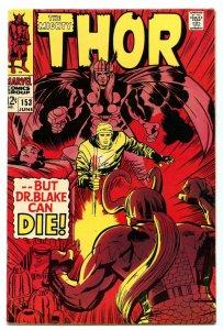 Thor 153 Jun 1968 VF (8.0)