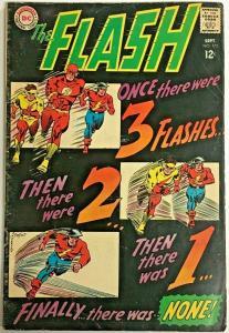 FLASH#173 VG 1967 DC SILVER AGE COMICS
