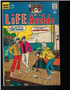 Life With Archie #74 (1968)