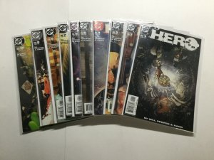 Hero 1-22 Missing Issue 13 Lot Run Set Near Mint Nm Dc Comics