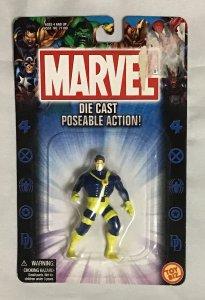 ToyBiz Superhero die cast metal model Cyclops