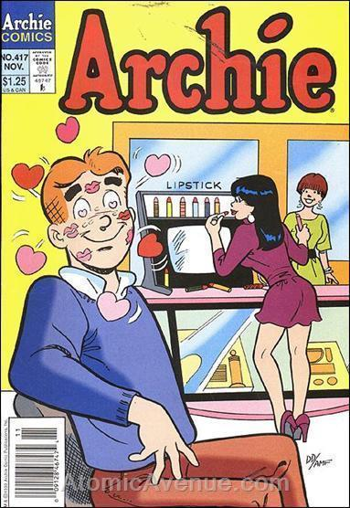 Archie #417 VF/NM; Archie | save on shipping - details inside