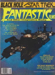 Fantastic Films #15 VG; Blake | low grade comic - save on shipping - details ins