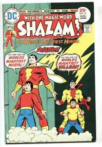 SHAZAM #19-1975-DC-1st Zazzo Plus-Comic Book VF-