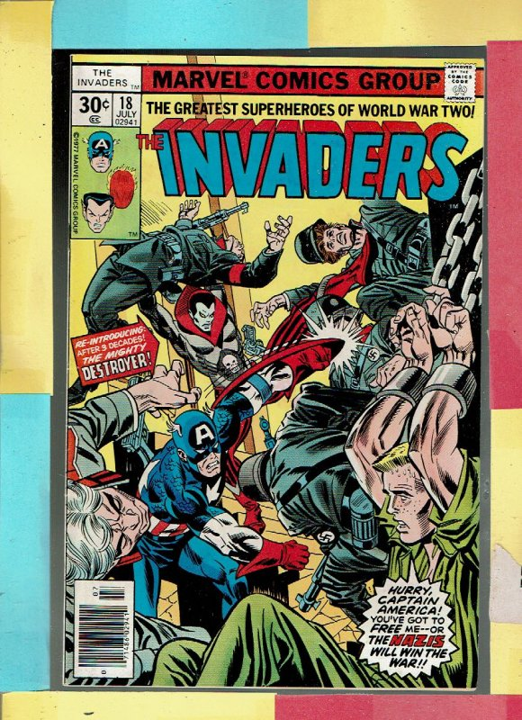 THE INVADERS 18